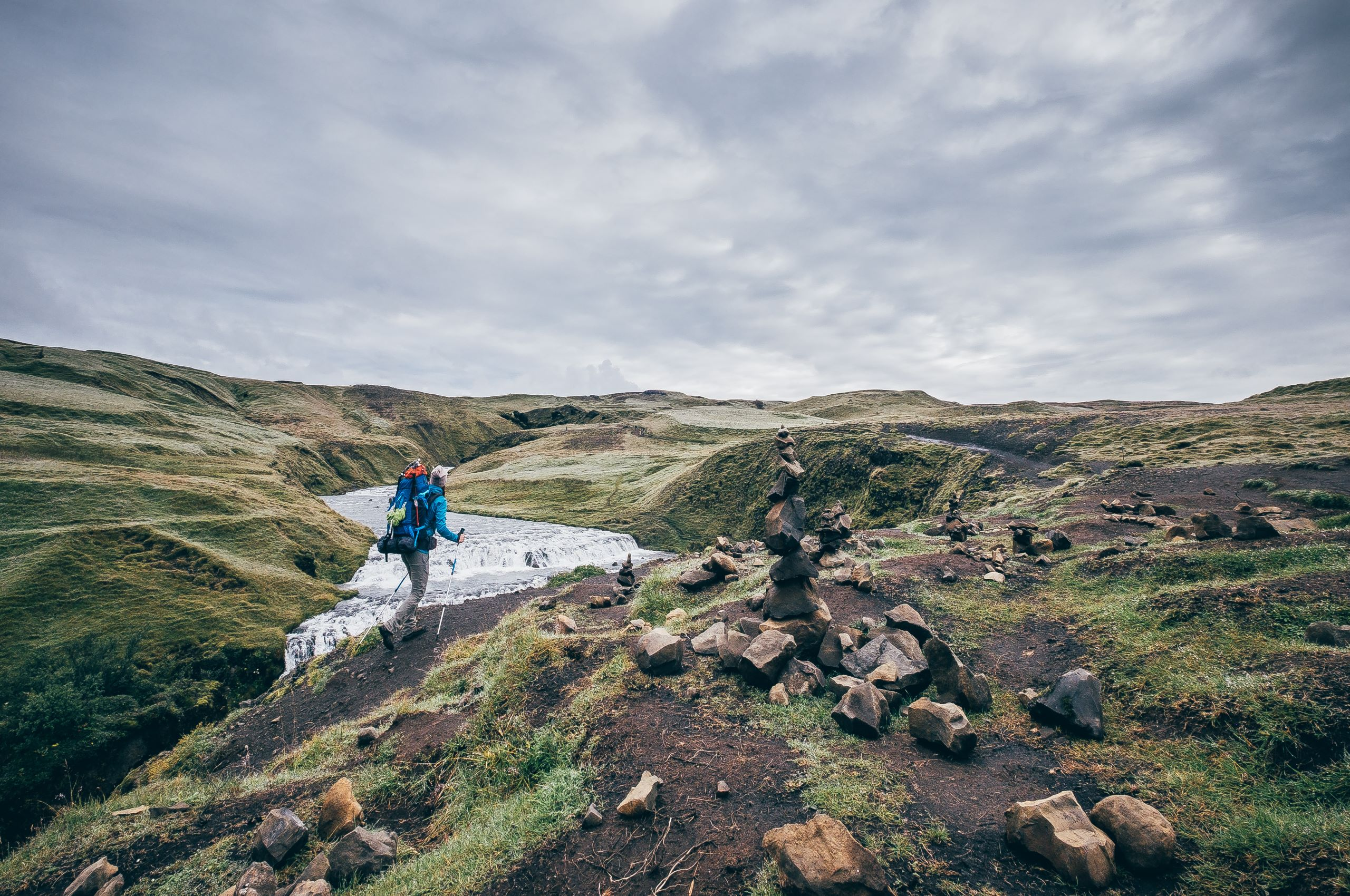 The Iceland Trail
