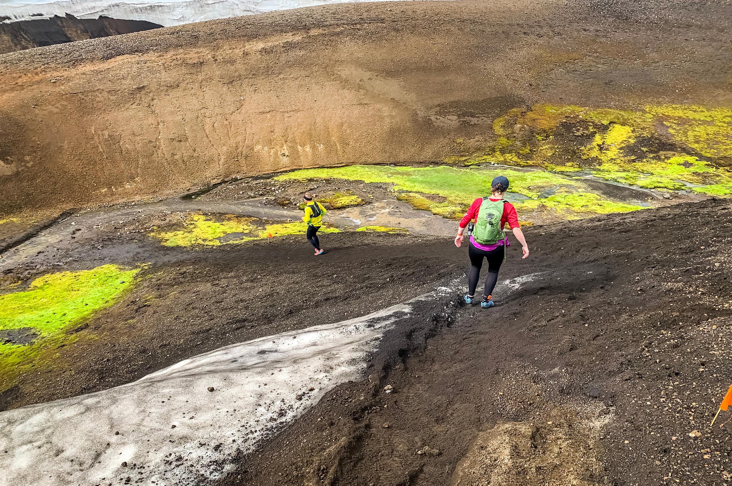Wandelvakantie IJsland