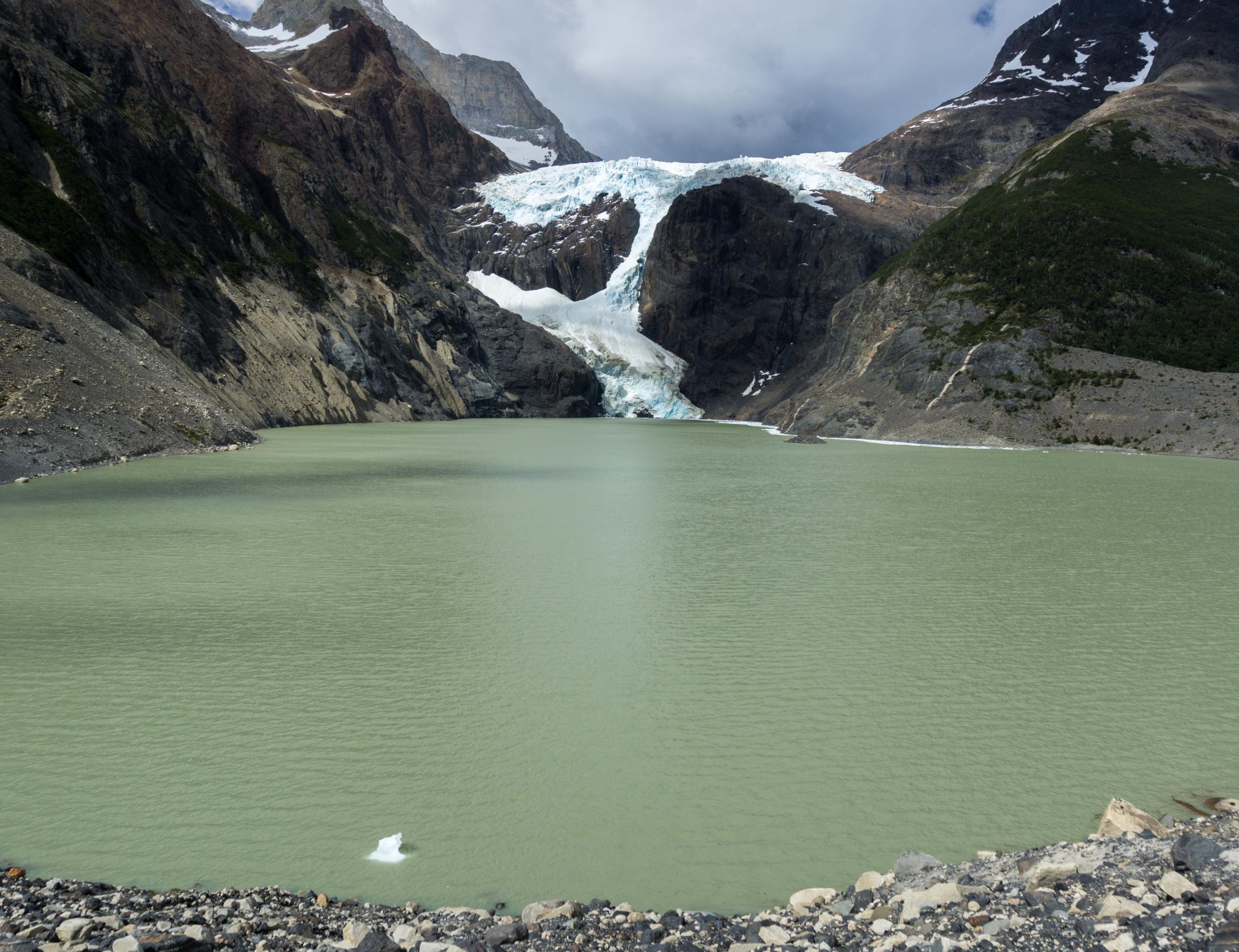 Glaciar Los Perros