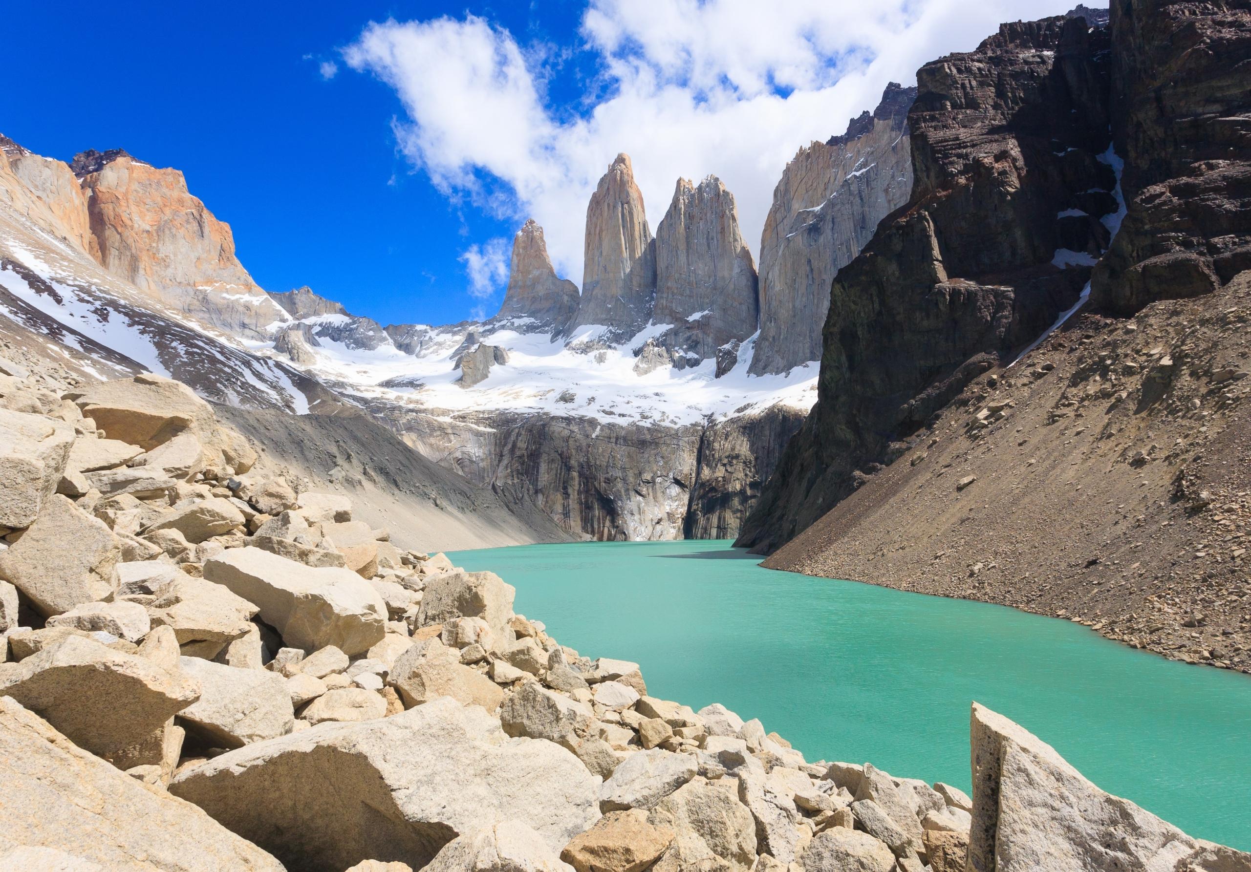 Mirador Base Las Torres