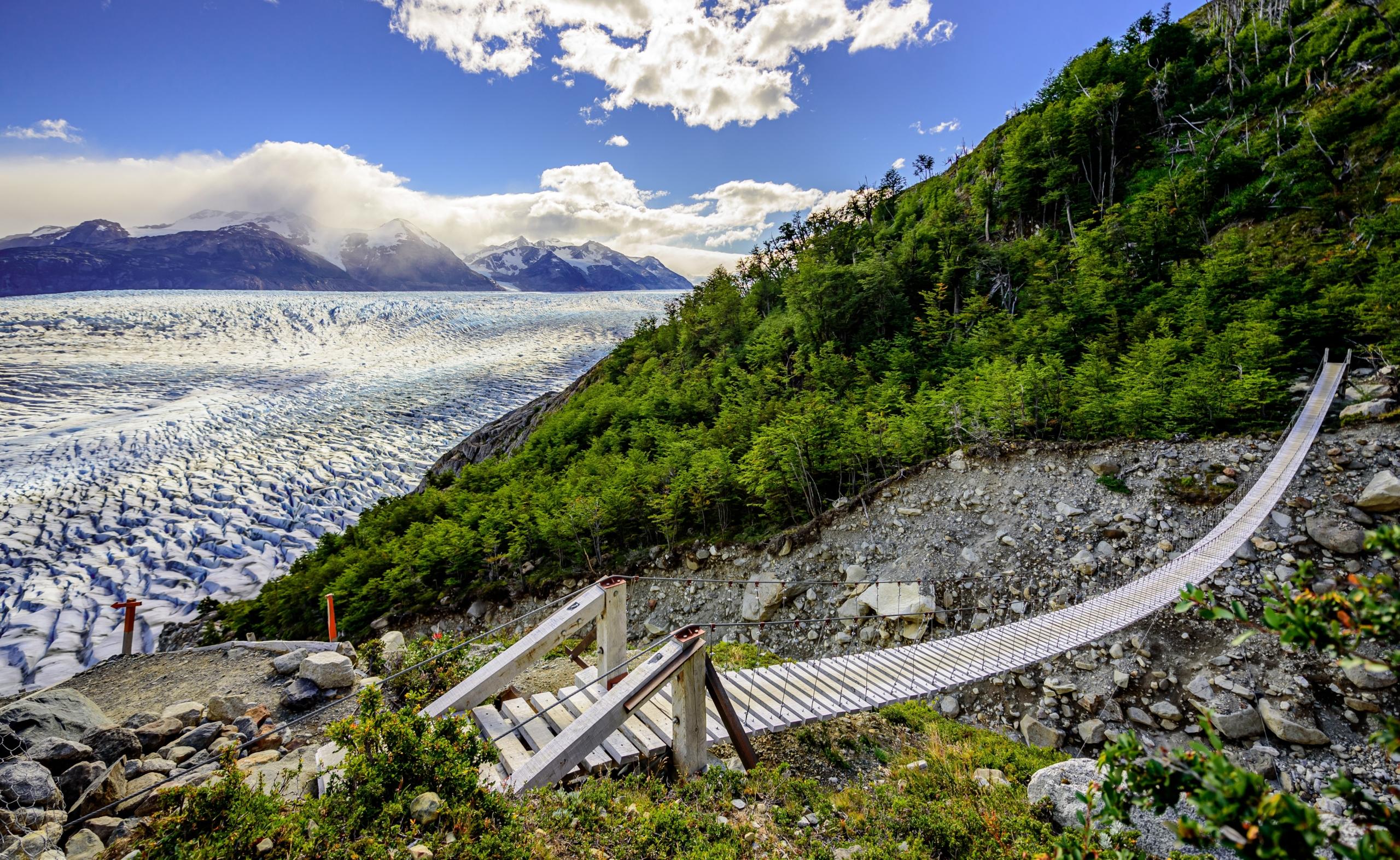 Glaciar Grey O-trek